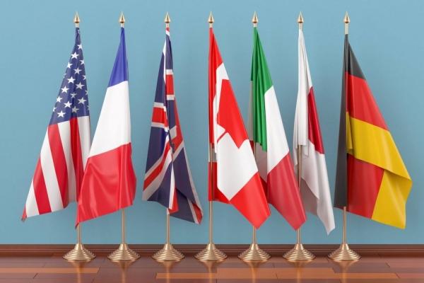 Финансисты группы стран G7 намерены регулировать криптовалюты