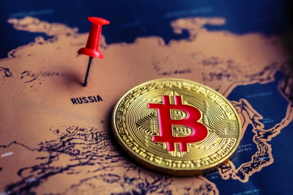 Майнинг биткоинов в России приблизился к уровню США