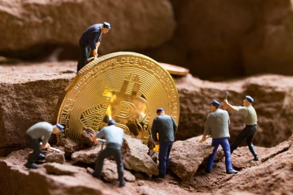 Трудность добычи биткоина сократилась на рекордный за девять лет процент