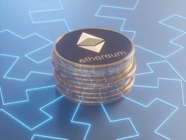 74% всех стейблкоинов выпущено на базе блокчейна Ethereum