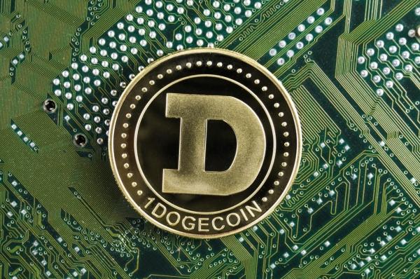 Альткоин Dogecoin смог подорожать в два раза за сутки