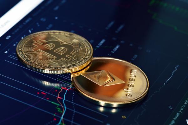 Ethereum демонстрирует желание обойти биткоин