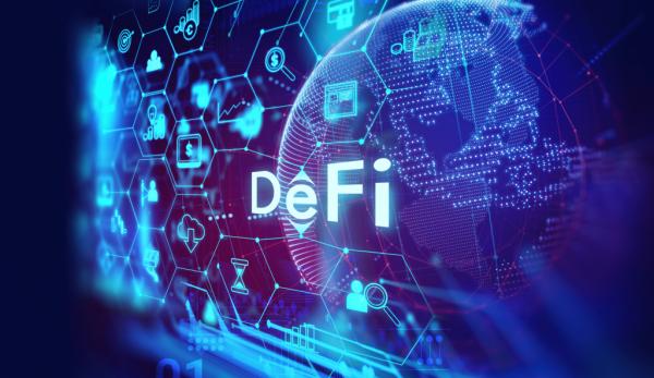 Объем DeFi уже достиг 15 млрд долларов