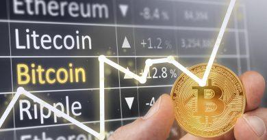 Litecoin возглавил рейтинг курсового роста криптовалют